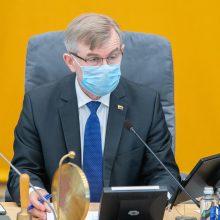 Pluoštinių kanapių įstatymą Seimas grąžino parlamentiniams komitetams vėl svarstyti