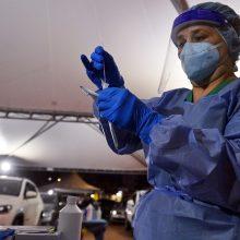 Italijoje per parą nuo COVID-19 mirė 472 žmonės, patvirtini 13 633 nauji užsikrėtimo atvejai