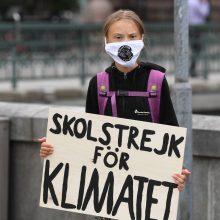 Dalis G. Thunberg fondo lėšų – su klimato kaita Afrikoje kovojančioms organizacijoms