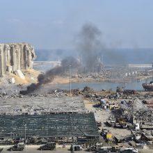 Libanas išmokės kompensacijas žmonėms, Beiruto sprogime praradusiems namus ar verslą