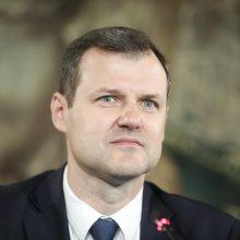 """G. Paluckas: parama """"valstiečių"""" kandidatams nereiškia, kad LSDP linkusi į koaliciją"""