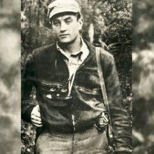 Liubavo kaime bus atidengtas paminklas partizanui J. Lukšai-Daumantui