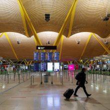 Ispanijos turizmo sektorius dėl pandemijos galimai patirs 100 mlrd. eurų nuostolių