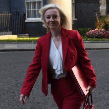 """Prekybos sekretorė: """"Brexito"""" derybose padaryta reali pažanga"""