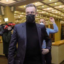 G. Landsbergis: V. Čmilytei-Nielsen pareikštas Seimo narių palaikymas nenustebino