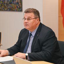 L. Linkevičius paragino Baltarusijos valdžią susilaikyti nuo prievartos prieš žurnalistus