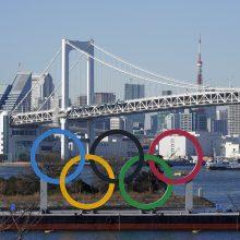 Ir TOK paneigė pranešimus, kad Tokijo olimpinės žaidynės neįvyks