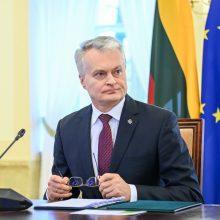 G. Nausėda: Lietuva nepakankamai išnaudoja UNESCO pasaulio paveldo vertybių potencialą