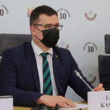 L. Kasčiūnas: Ukrainoje galimi politiniai ir kariniai Rusijos scenarijai