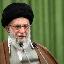 Irane malonė suteikta beveik 2 000 kalinių