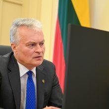 Prezidentas pritarė strateginių valstybės įmonių pertvarkai