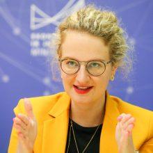 Ekonomikos ir inovacijų ministrė Aušrinė Armonaitė