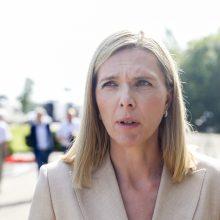 A. Bilotaitė: dėl migrantų krizės Seimas greičiausiai rinksis į neeilinę sesiją