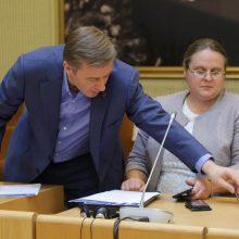 Tarp Prezidentūros ir Seimo bręsta konfliktas: nesutariama dėl teisėjos kandidatūros