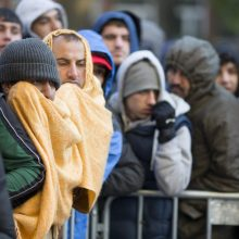 Į ES atvykstančių migrantų skaičius pernai buvo mažiausias nuo 2013-ųjų
