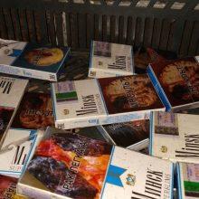 Trečią kartą su cigarečių kontrabanda pagautas šiaulietis pareigūnams pasiūlė kyšį