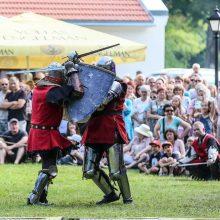 Lietuvos gimtadienis Raudondvario dvare bus švenčiamas keturiose epochose