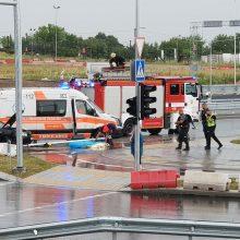 Vilniuje girto vairuotojo automobilis mirtinai sužalojo žmogų