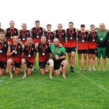 Lietuvos mažojo regbio rinktinė sužinojo varžovus lemiamame Europos čempionato etape