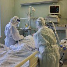 Pavasarį 8 tūkst. medikų apmokyti, kaip teikti pagalbą COVID-19 pacientams