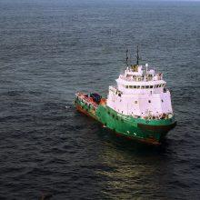 Nigerijoje nuskendus laivui 140 žmonių laikomi dingusiais