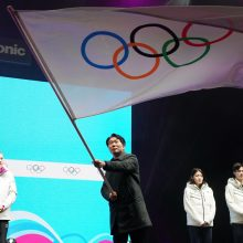 Saporui leista siekti teisės organizuoti 2030 metų žiemos olimpiadą