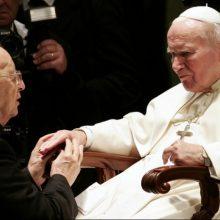Popiežiaus Jono Pauliaus II viešnagę Lietuvoje įamžins jo vardo bažnyčia