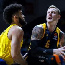 """Eurolygos starte R. Kurtinaičio auklėtiniai patiesė """"Maccabi"""" krepšininkus"""
