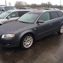 """Latvis į Baltarusiją važiavo, įtariama, Prancūzijoje vogtu """"Audi A4"""""""