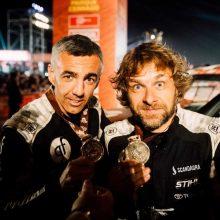 B. Vanagas apie 2020 metų Dakarą: praskleista daugiau Dakaro kortų