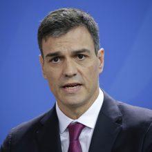 Ispanija koronaviruso krizės pakirstą ekonomiką skatins 50 mlrd. eurų paramos paketu