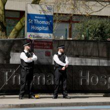 JK užfiksuotas rekordinis mirčių nuo koronaviruso skaičius per parą – 786