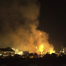 Ispanijoje driokstelėjo sprogimas pramoninėje zonoje