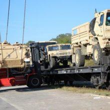 JAV Ukrainai skirs 250 mln. dolerių vertės karinės pagalbos