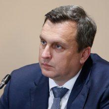 Slovakijos parlamento pirmininkas bendravo su moterimi, figūruojančia nužudymo byloje