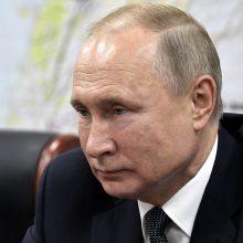 Sirijoje apsilankęs V. Putinas atvyko į Stambulą