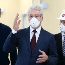 Maskvoje nuo antradienio švelninami dėl koronaviruso pandemijos įvesti apribojimai