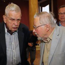 Tomas Venclova ir Vytautas Landsbergis