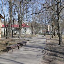Sapiegų parko atgaivinimui balandžio pabaigoje bus skelbiamas architektūros konkursas