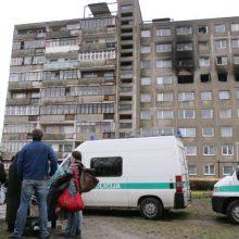 Šešis žmones pražudžiusio Žirmūnų gaisro bylą nagrinės septyni teisėjai