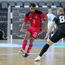 Salės futbole – lemiamas mūšis dėl aukso