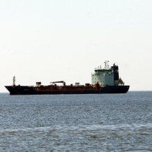 Laive rastas ukrainiečio lavonas