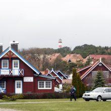 Neringos savivaldybė žada siekti užkirsti kelią valdiškų būstų pernuomojimui
