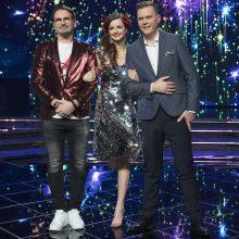 G. Martirosianaitė ir M. Stasiulis pora taps ir TV ekrane
