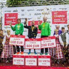 Penktajame Kauno maratone – permainingas oras ir nauji rekordai