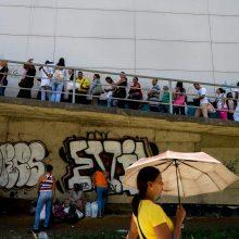 Venesuelai – beveik 500 mln. JAV dolerių paskola iš Pietų Amerikos