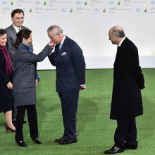 Viršūnių susitikimas Paryžiuje – įžanga į JT klimato konferenciją