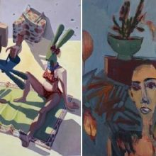 Baroti galerijoje – monologai, tercetai ir šviesos
