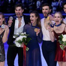 Lietuvai atstovaujantis duetas surinko 148,30 taško ir pasiekė savo rekordą. Šeštadienį vykusioje laisvojoje programoje mūsiškiai su 86,97 taško taip pat liko 20-i.  Po trumposios programos mūsų šalies pora su 61,33 taško buvo 18-a.  Aukso medalius iškovo