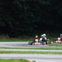 Po paskutinio lenktynių etapo paaiškėjo Lietuvos kartingo čempionai